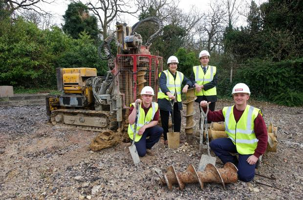 Work starts on Shooters Hill horticulture skills centre