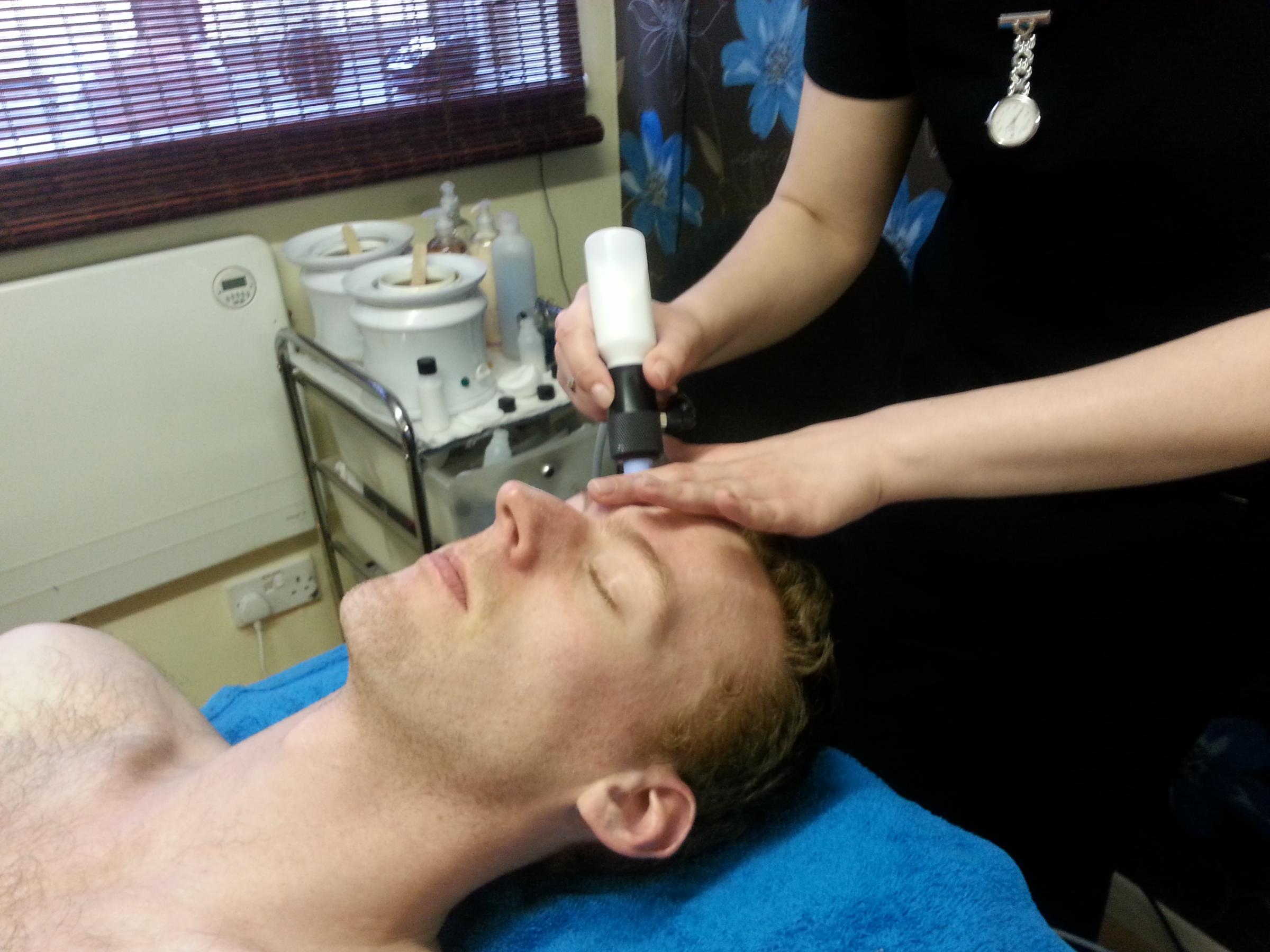 Tried and tested: the Microdermabrasion facial