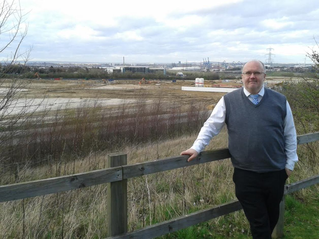 Dartford has 'bright future ahead' with Ebbsfleet homes and Paramount Park plans progressing