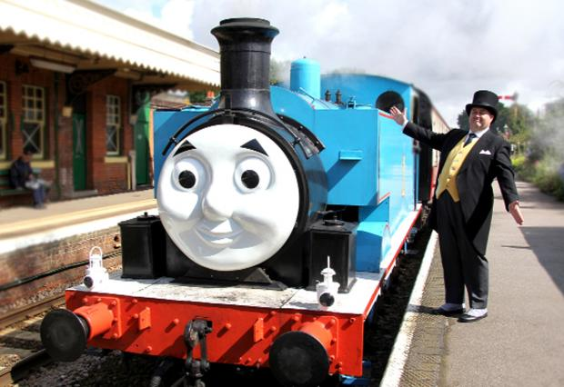News Shopper: Thomas the Tank Engine