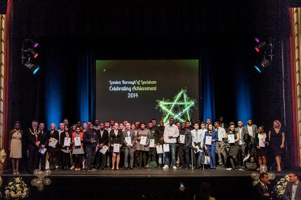 Lewisham apprentices awarded in Catford