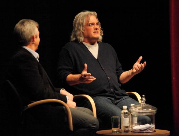 News Shopper: Highlights of Bourne and Captain Phillips director Paul Greengrass in Gravesend