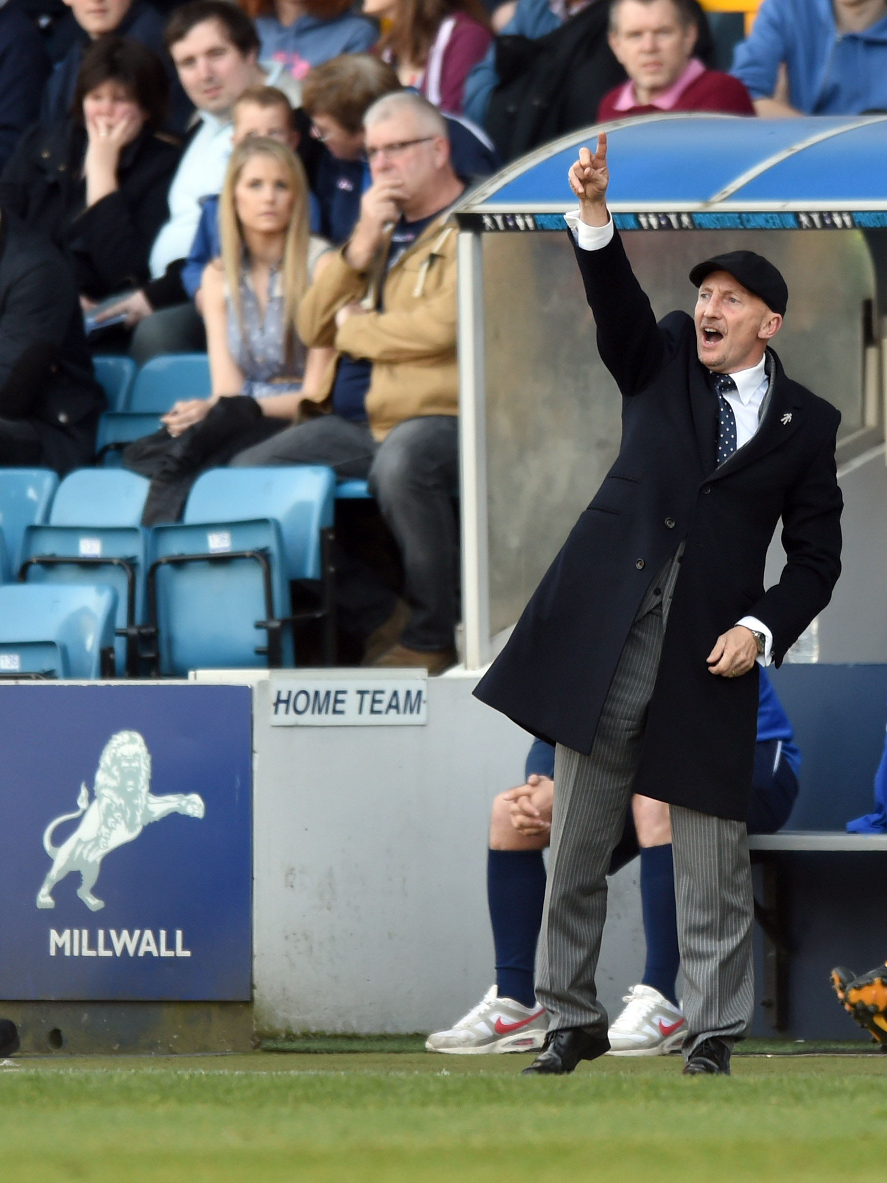News Shopper: Ian Holloway