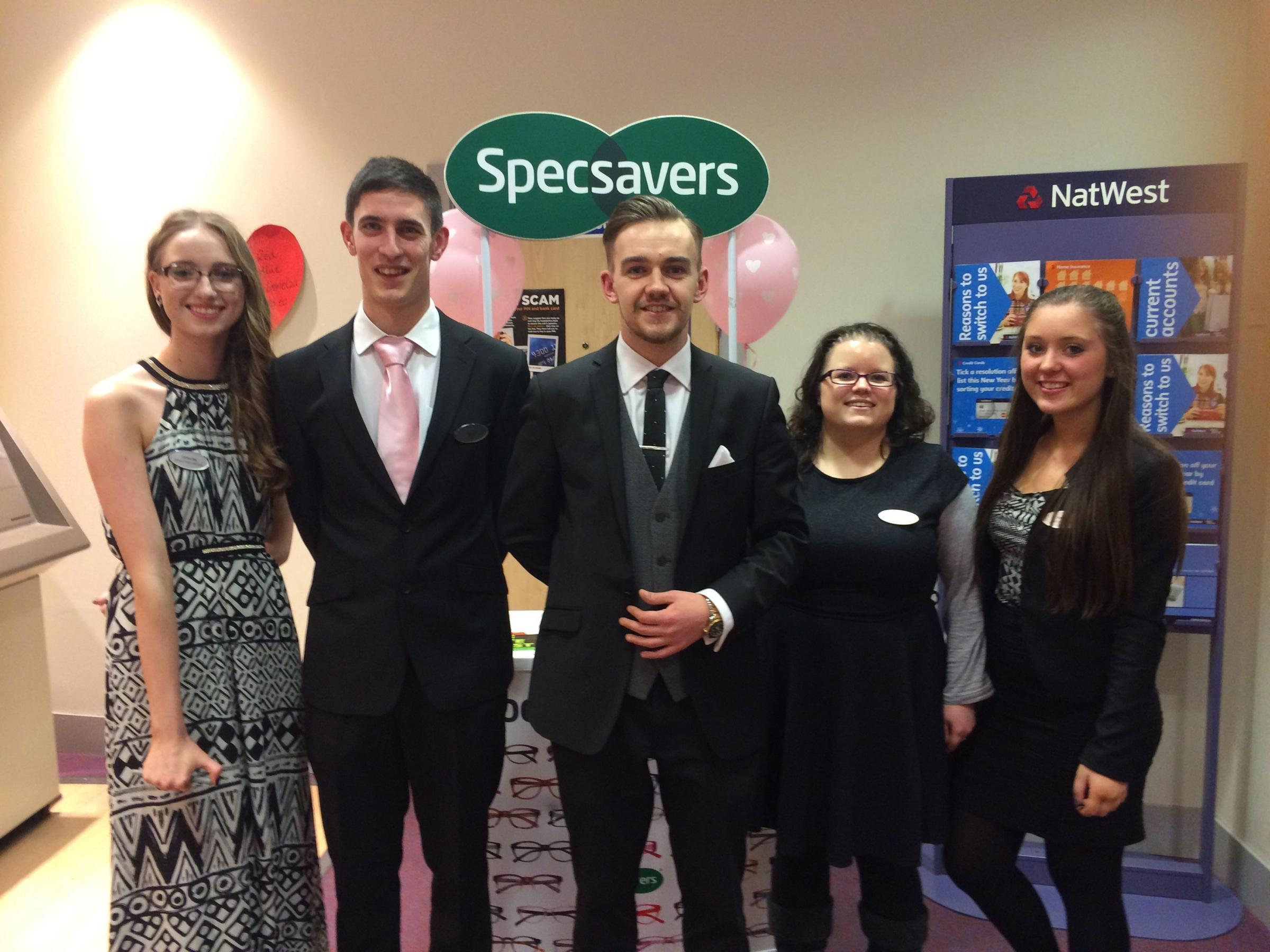 Win designer glasses with Specsavers Bromley