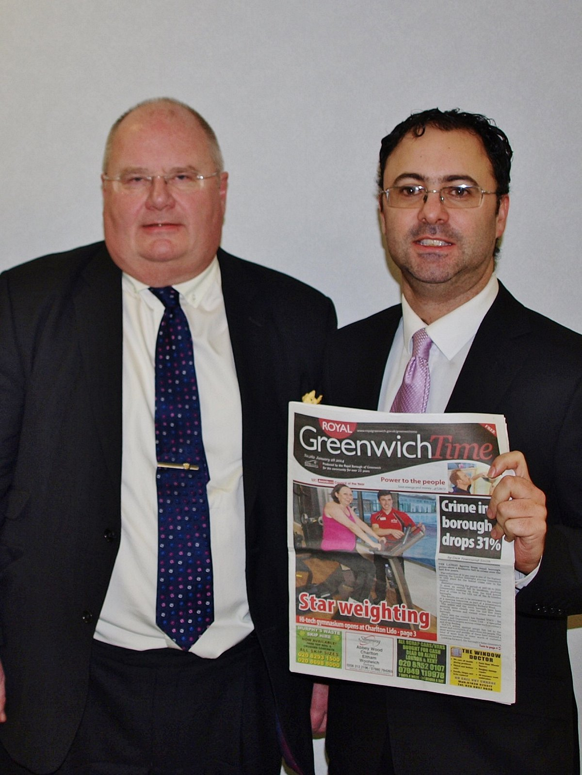 Greenwich Council set to break law and 'waste taxpayers' money' with council paper Greenwich Time