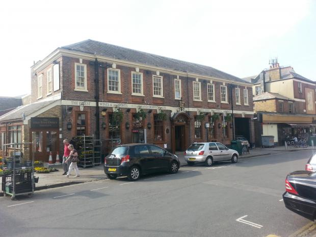 News Shopper: PubSpy: Is it the Old Post Office or Eltham GPO? Hipster bar will split opinions