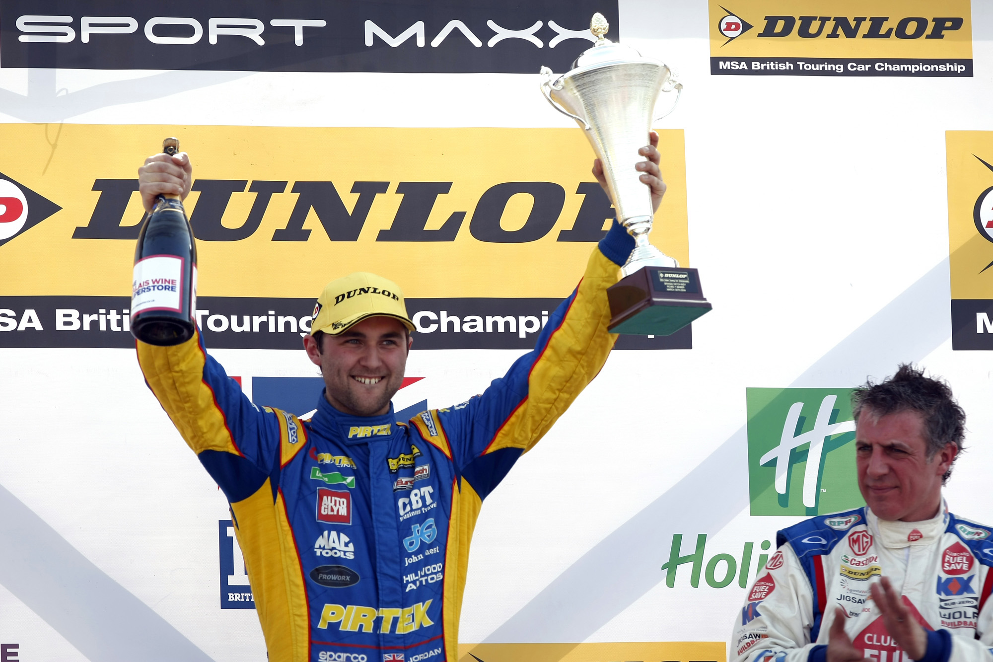News Shopper: Double race wiiner Andrew Jordan