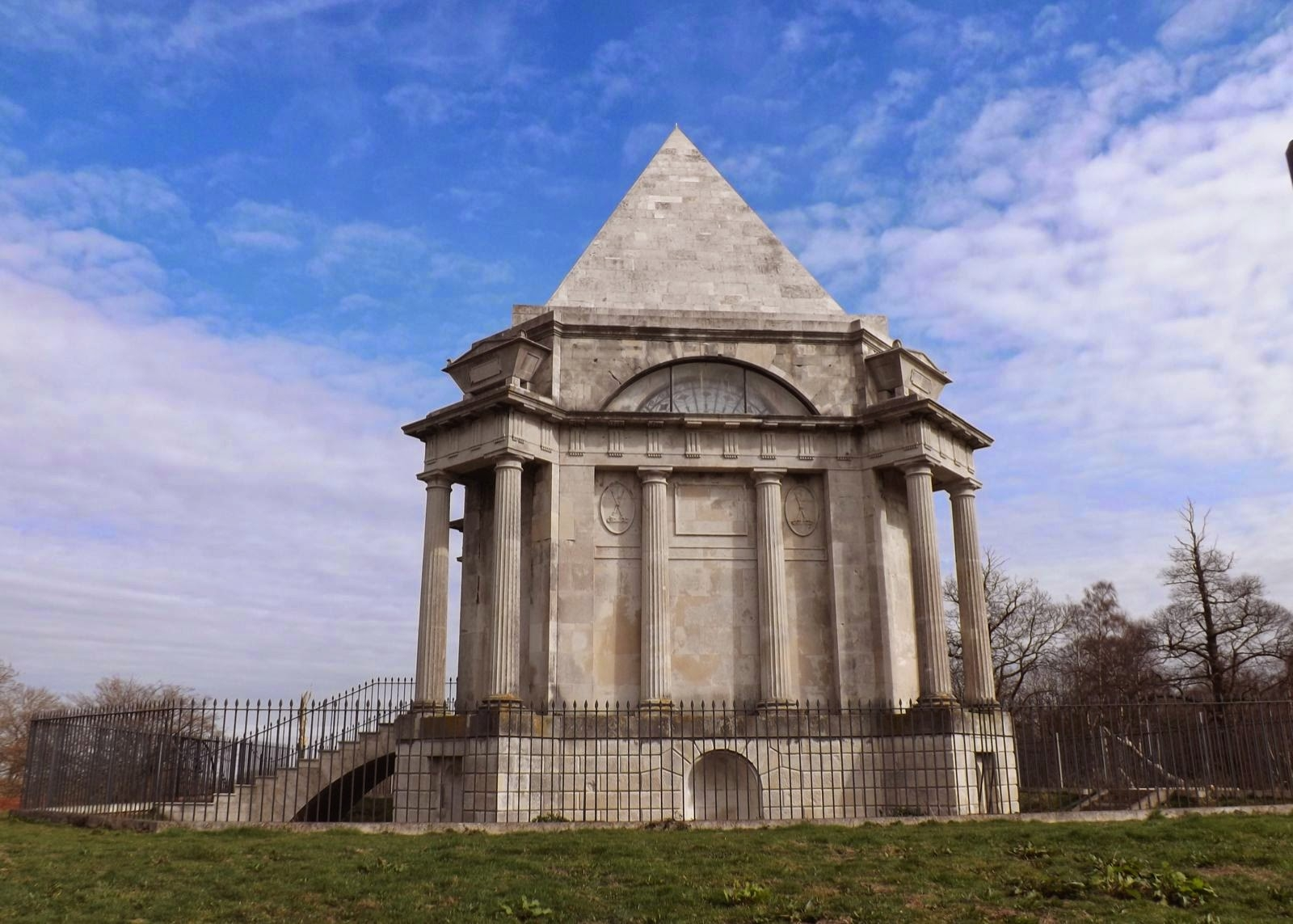 Rescued and restored Cobham Mausoleum gets public opening