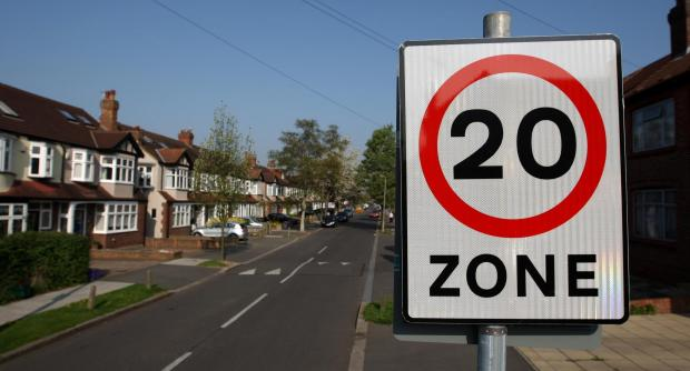 All Lewisham roads to get 20mph speed limit