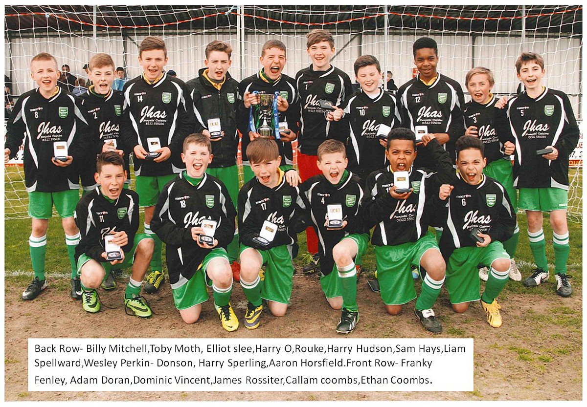 News Shopper: Thamesmead U13s