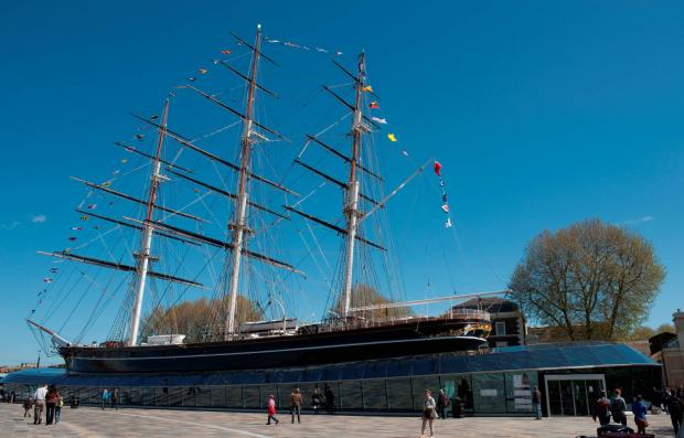 Cutty Sark announces string of Greenwich summer family events