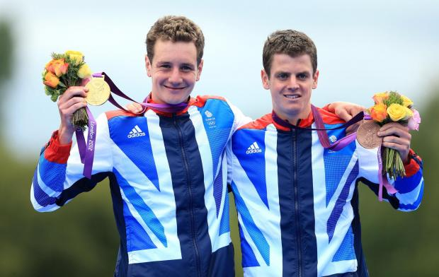 The Brownlee Brothers won go
