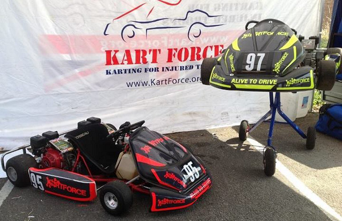 Stolen war heroes' racing karts recovered in Cray Meadows