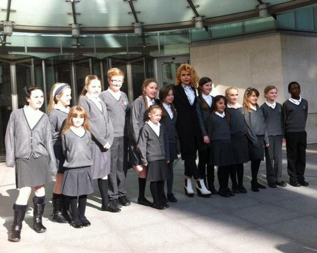 News Shopper: Eltham primary school choir raises £5,000 to compete in global singing competition