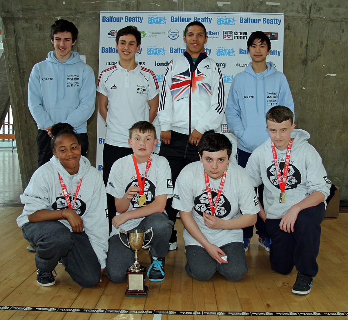 News Shopper: Lewisham's boccia team