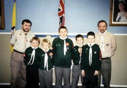 Cub scouts win honours | News Shopper