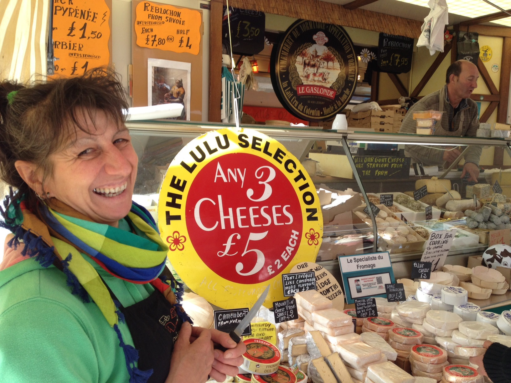 Petts Wood goes continental as market springs up