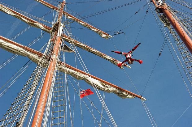 Greenwich Tall Ships Festival programme announced