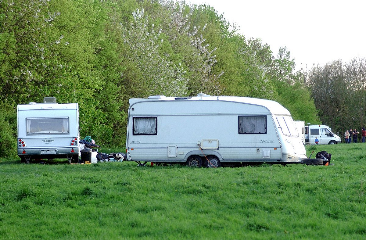 UPDATE: Travellers gone from Orping
