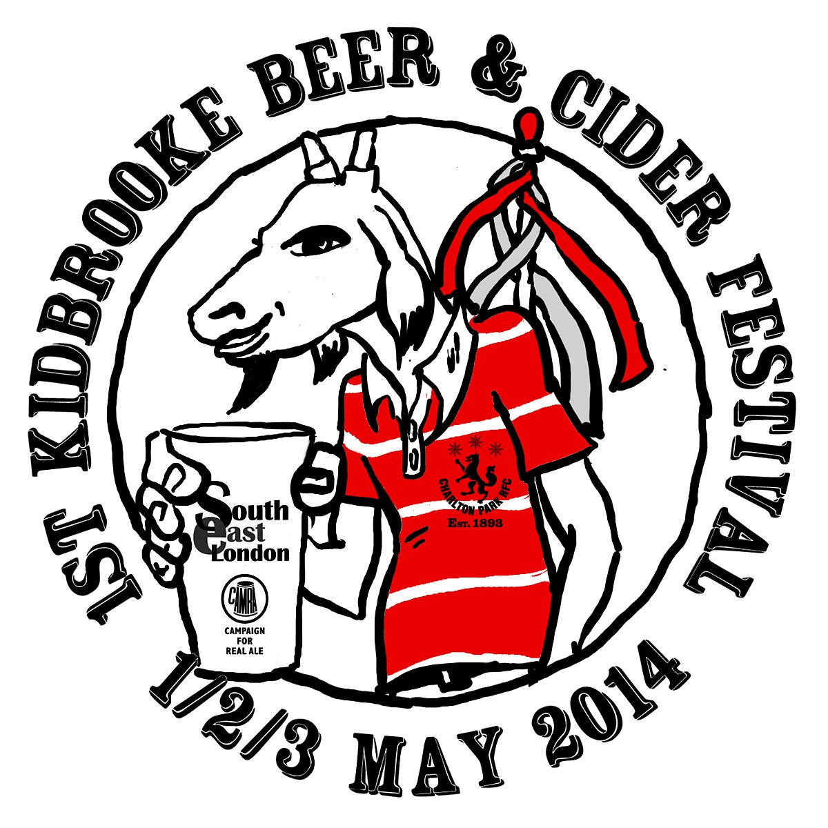 CAMRA's 40th beer and cider festival comes to Kidbrooke
