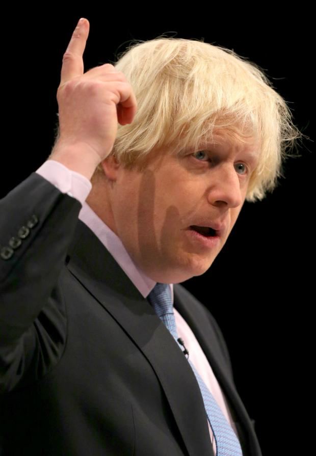 News Shopper: Boris Johnson hits out as Tube strike set to go ahead