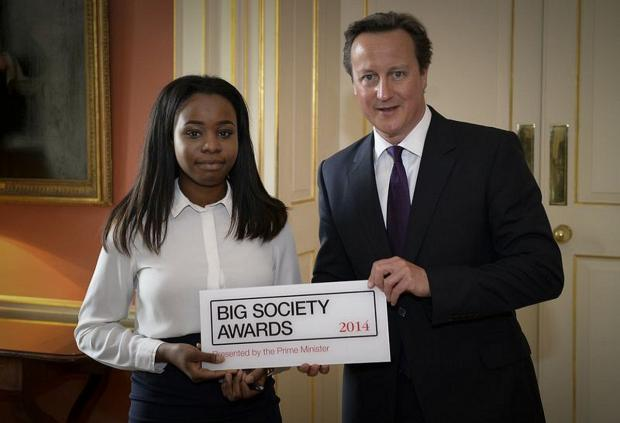 News Shopper: Lewisham teens take peace campaign to Downing Street
