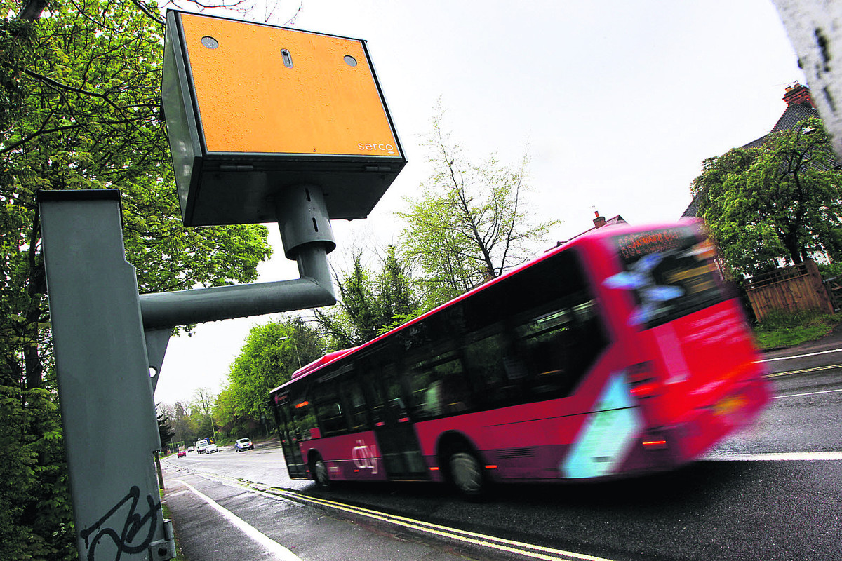 Fixed and mobile speed camera locations revealed in Dartford and Gravesend