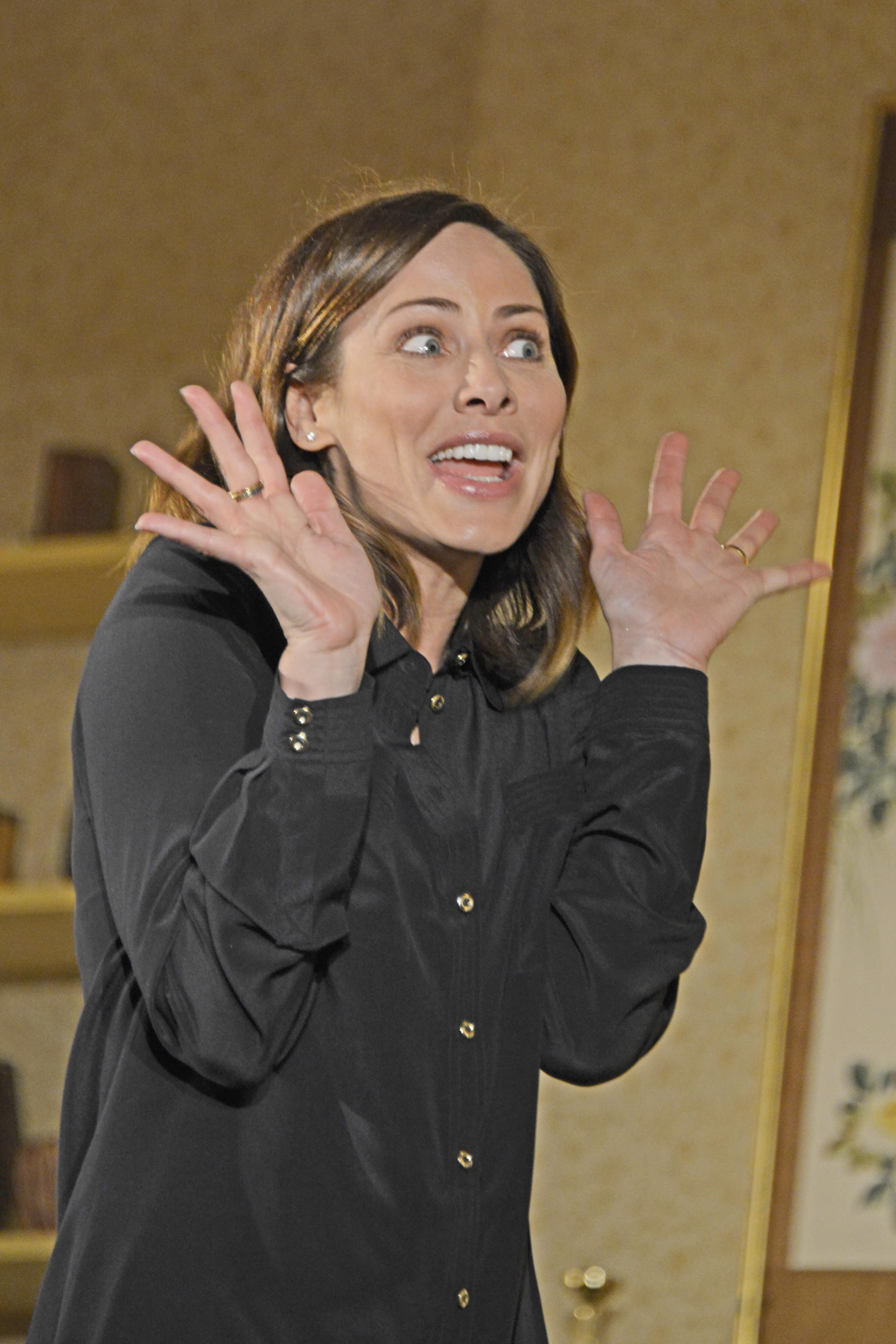 Natalie Imbruglia talks about theatre debut, heading to Bromley, Kylie's support and auditioning over Skype
