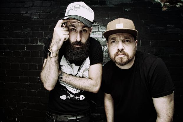 News Shopper: Dan Le Sac talks LeeFest, beards, testicles and Scroobius Pip's fast food fate