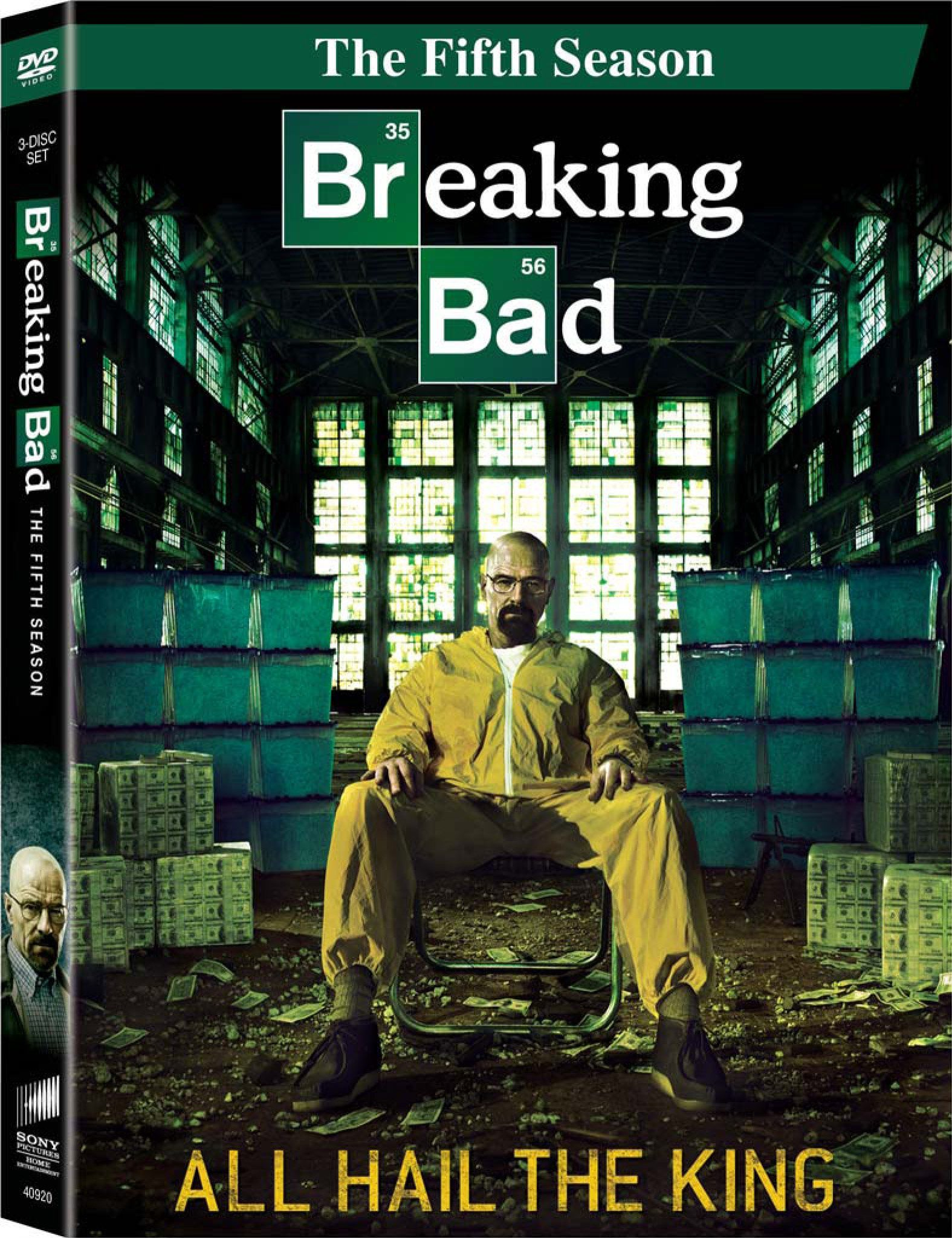Is Breaking Bad the best boxset ever released or is there a better one?