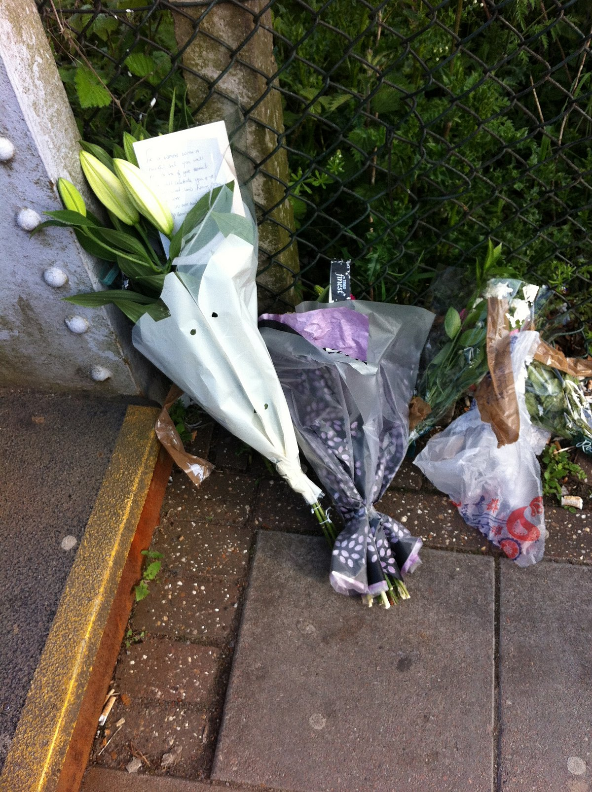 More tributes for woman hit by train at Petts Wood station - named locally as Wendy Taylor from Orpington