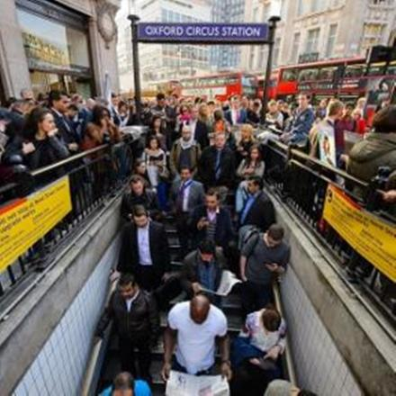 Second day of tube strike chaos hits News Shopper patch