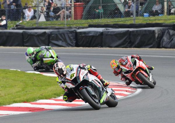 News Shopper: Byrne leads Josh Brookes & James Ellison in race two