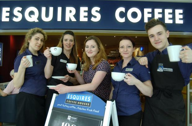 News Shopper: News Shopper gets a buzz from learning how to make the perfect espresso