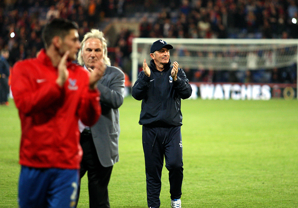 News Shopper: Tony Pulis