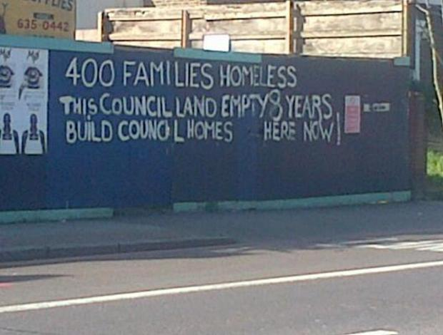 News Shopper: The graffiti in New Cross