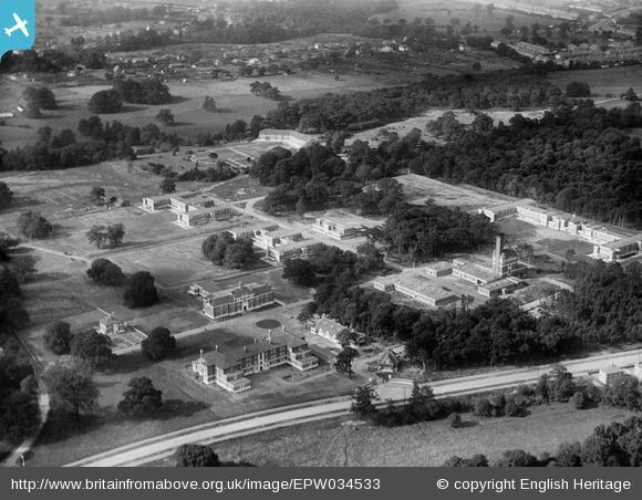 News Shopper: Bethlem Royal Hospital, Beckenham, 1930. Photo from English Heritage