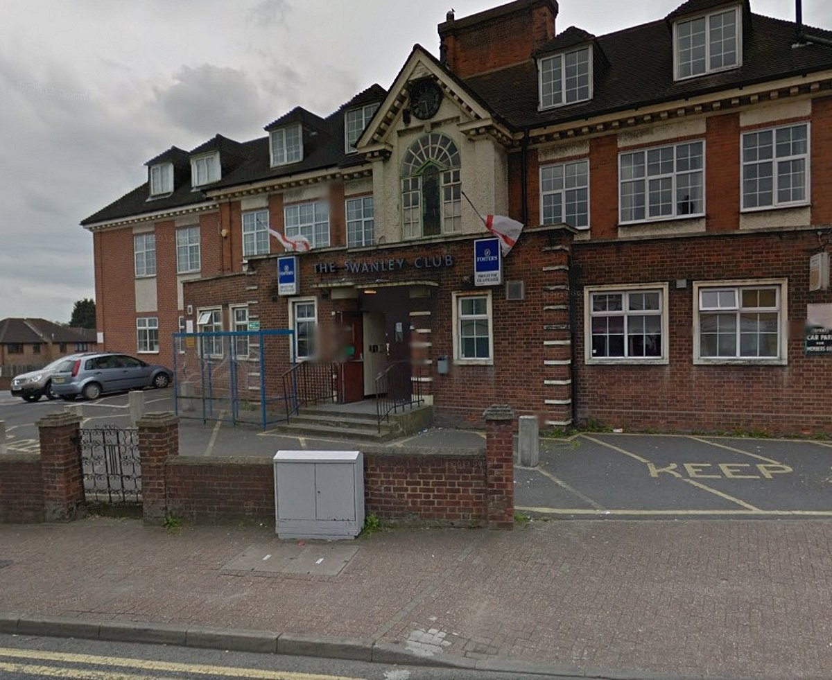 Swanley Working Men's Club is likely to close (image from Google Maps).