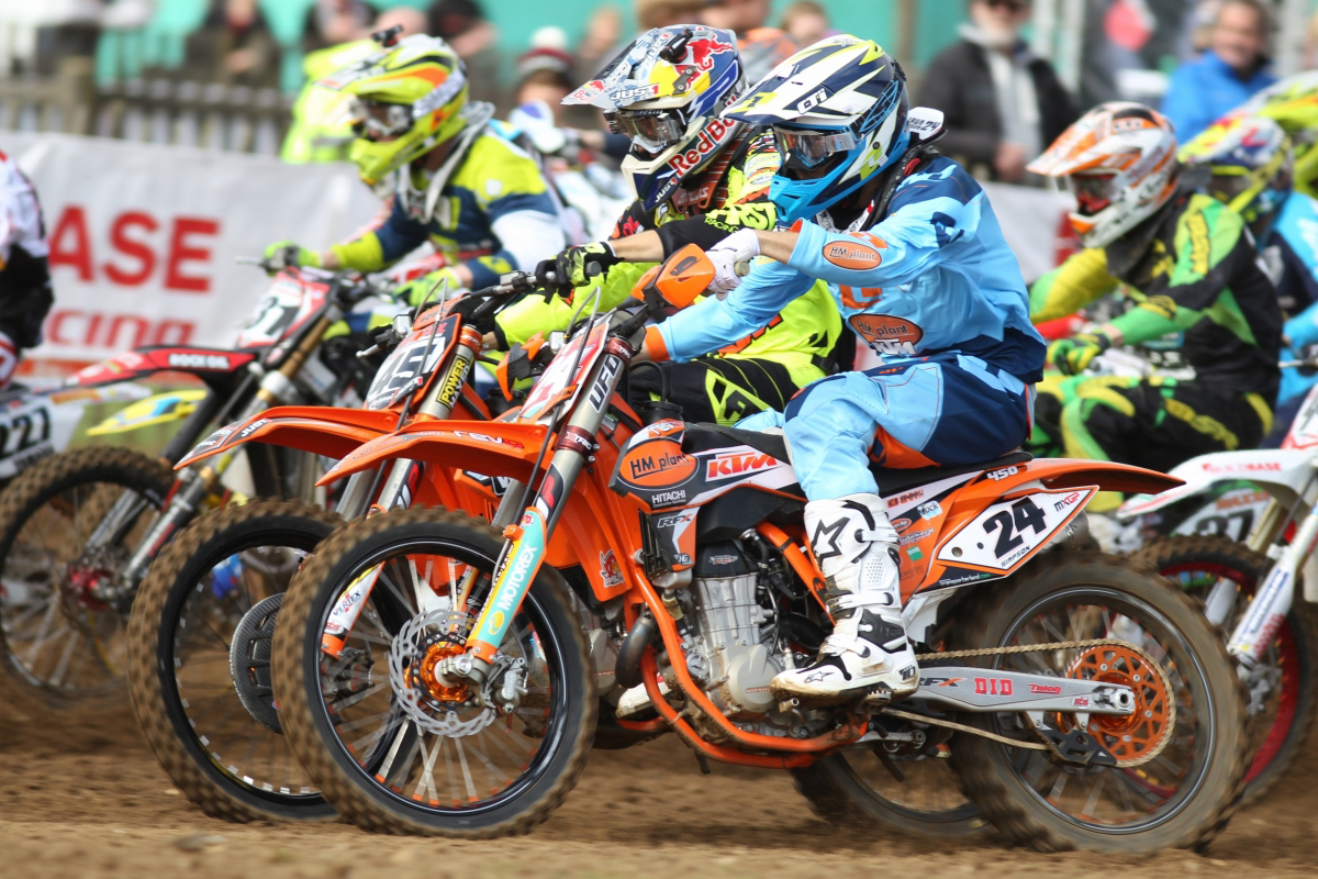 News Shopper: Moto Cross stars head to Swanley