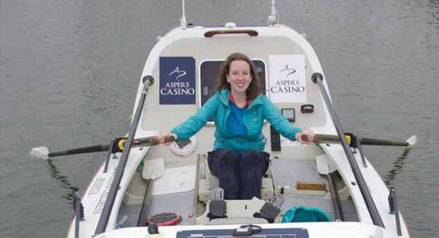 News Shopper: Deptford doctor to row 2,400 miles across Pacific Ocean in record-breaking attempt
