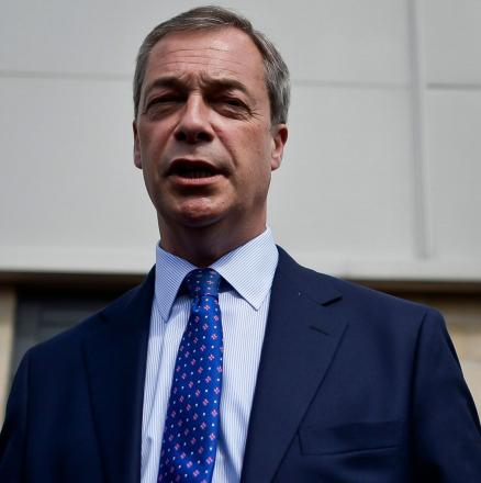 Is UKIP's popularity due to Nigel Farage coming across as a