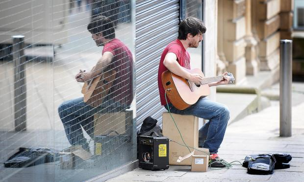 Buskers invited to audition for spot at Lewisham Shopping Centre