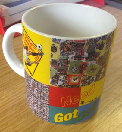 We'd love to see pictures of your favourite coffee cup or tea mug