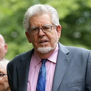 'Sydenham's Rolf Harris laughed as he touched my breast'