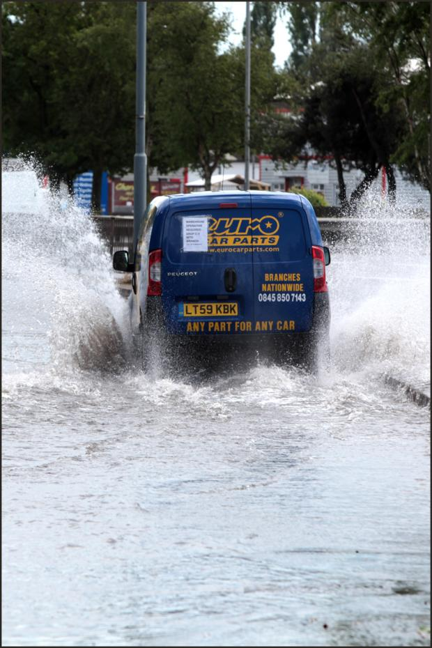 News Shopper: Met Office warns of more flooding fears this weekend