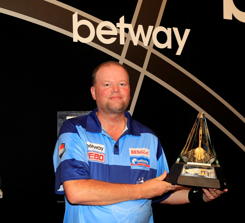 News Shopper: Barney proudly shows off the trophy