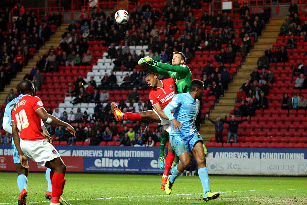 Barnsley close gap on Addicks with Valley win