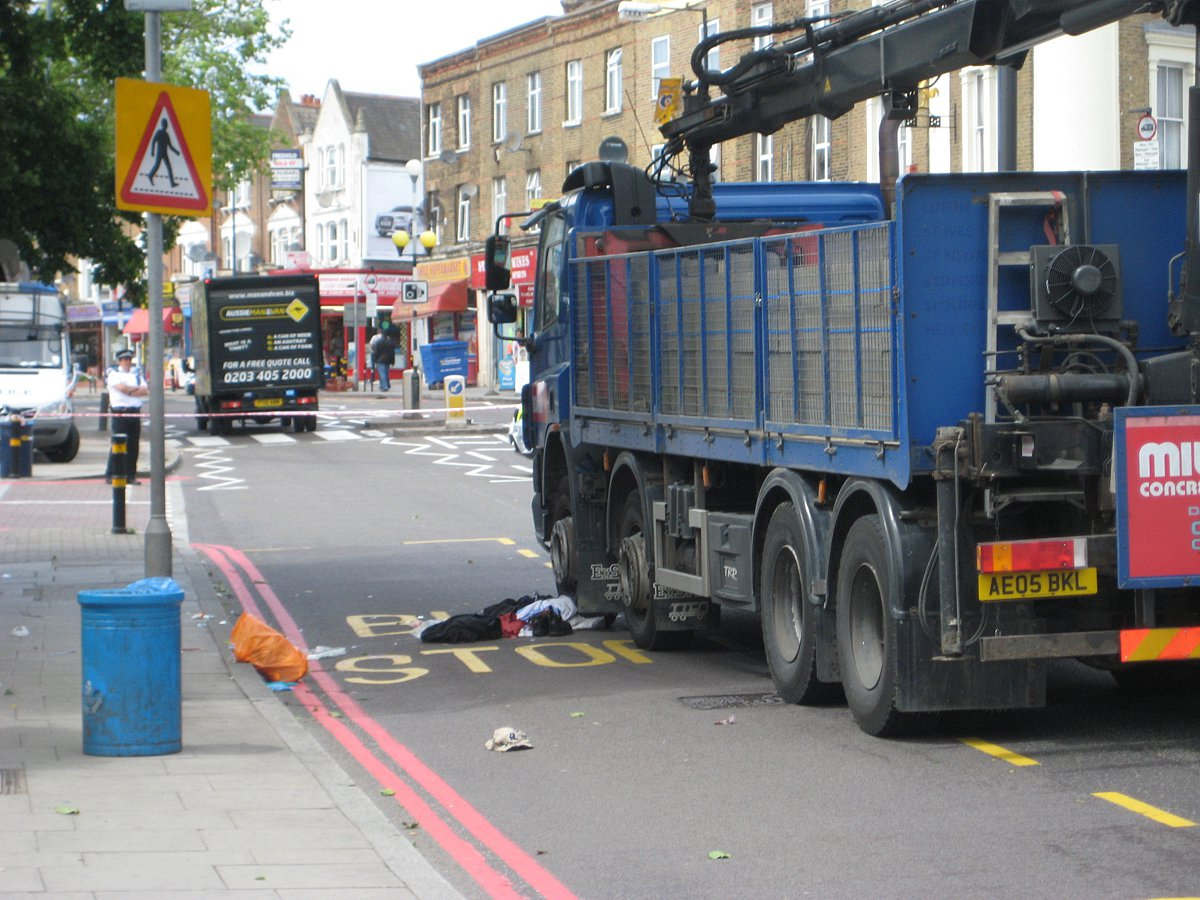 Catford man left in life-threatening condition after 'jumping' in front of lorry. Do you know him?