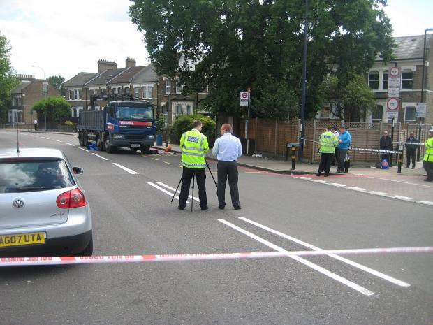 News Shopper: Catford man in life-threatening condition after 'jumping' in front of lorry