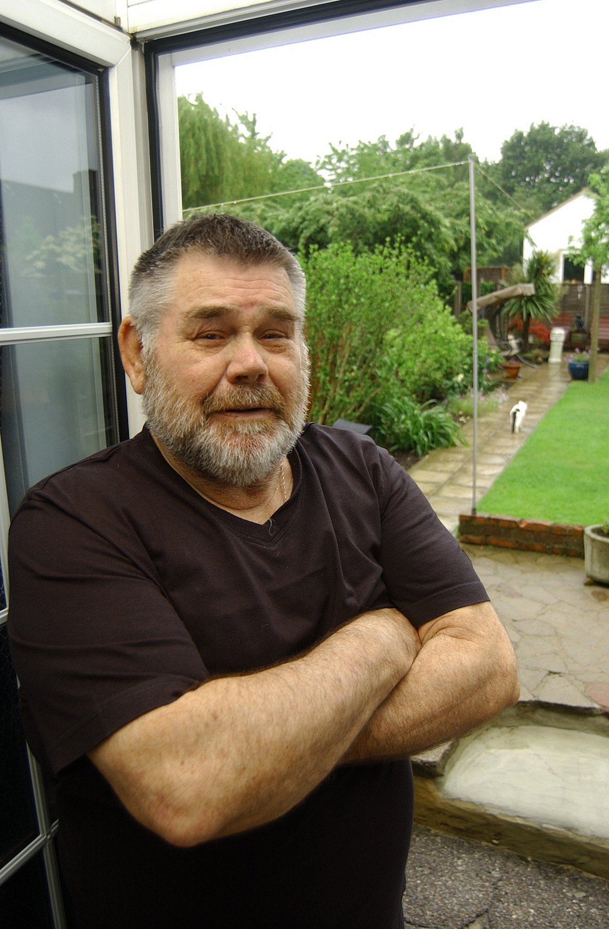 Disabled Bromley man: 'Housing association won't fix my fence until 2016'